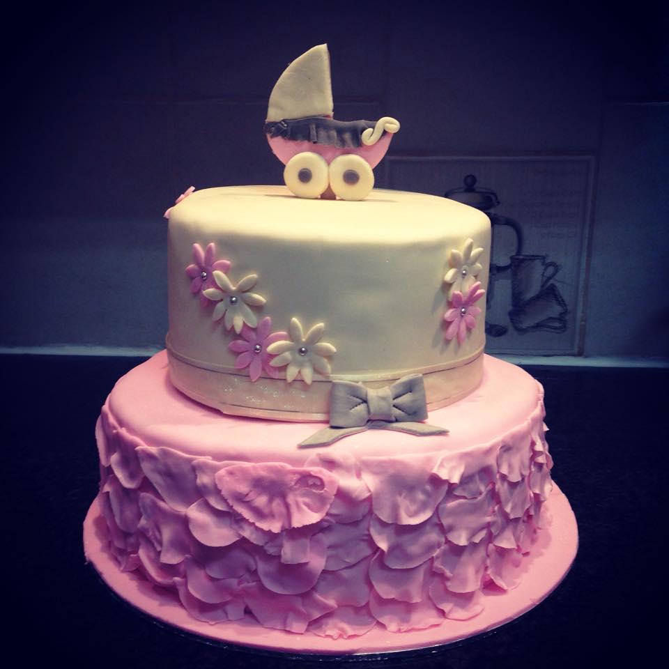 Belem Baby Shower Cakes