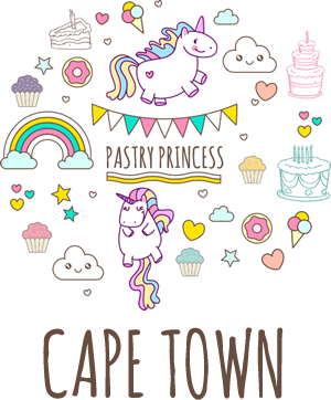Pastry Princess – South Peninsula Logo